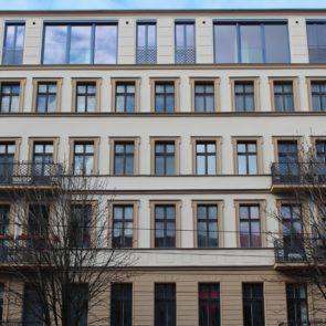 Fassadensanierung