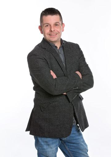 Niederlassungsleiter Jan Büttner