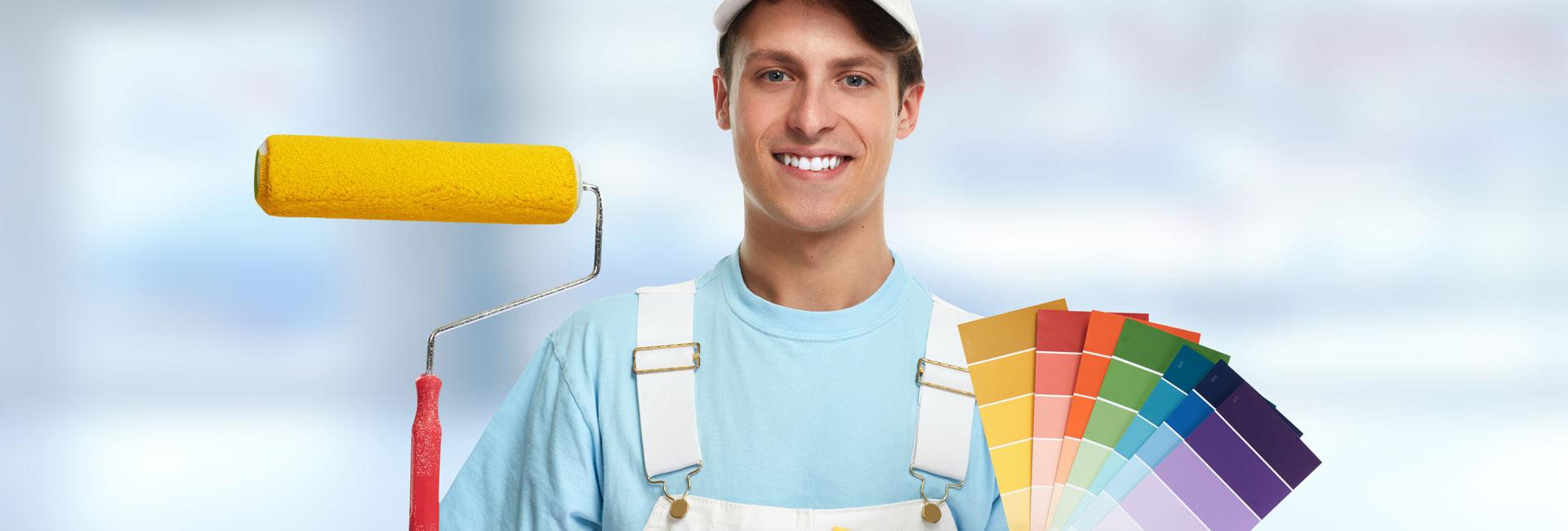 Wir sind Ihr Malerfachbetrieb