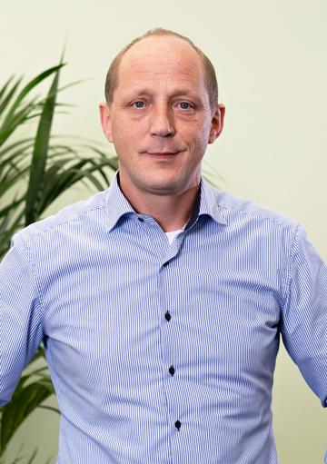 Geschäftsführer Andy Mielis